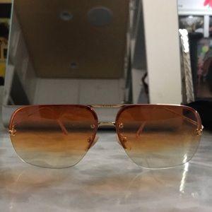 CHANEL ombré sunglasses